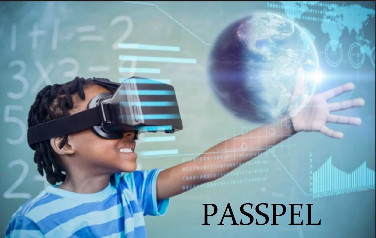 Virtual reality στην εξ αποστασεως διδασκαλια Passpel